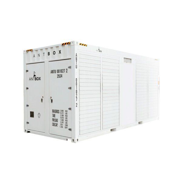 Box for a mining farm Antbox N5